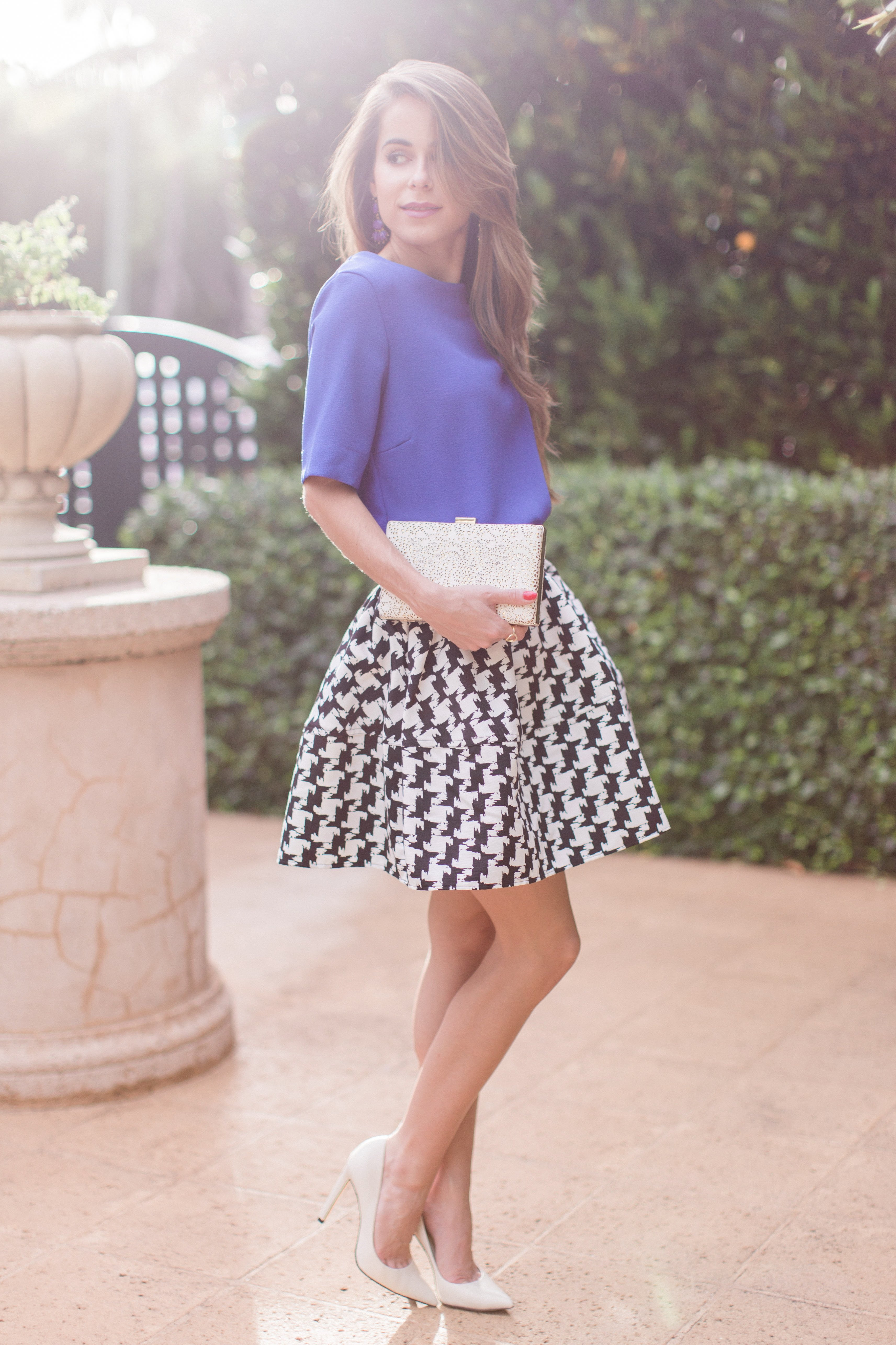 a mazing a line skirt the style bungalow