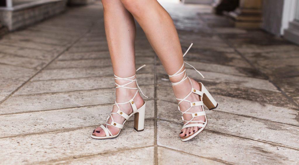 Blogger Wearing Valentino