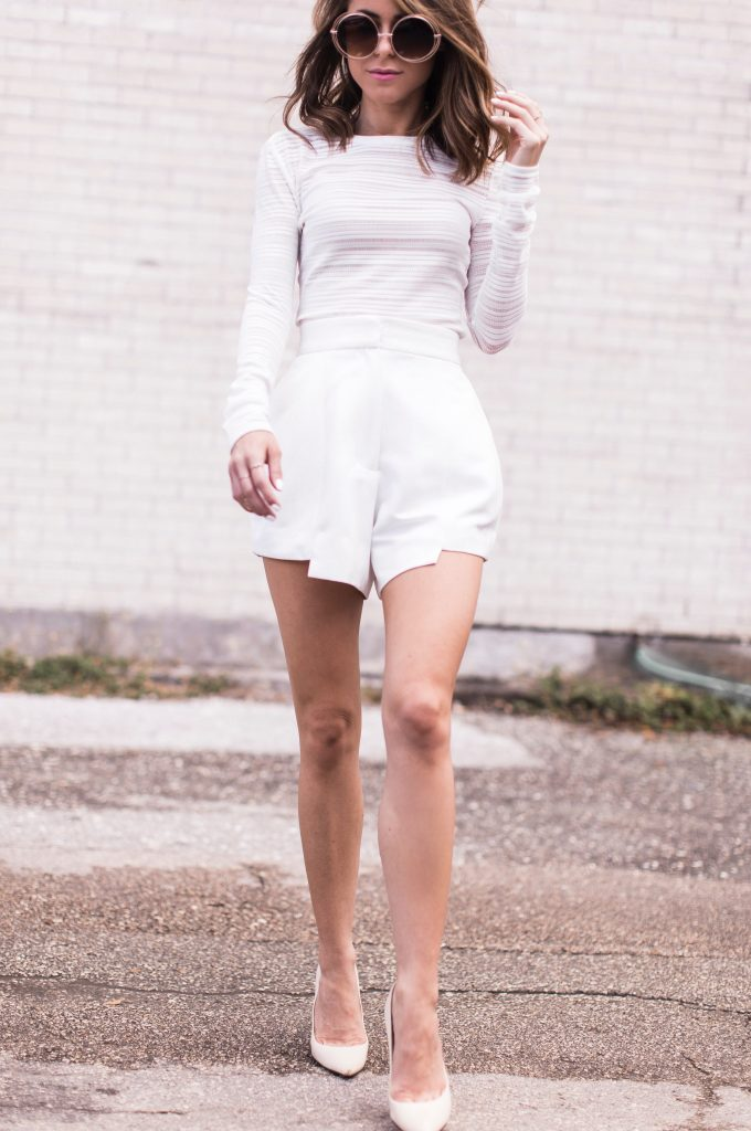 Finders Keepers White Outfit