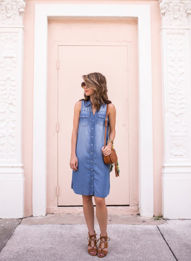 Denim Dress by International Concepts