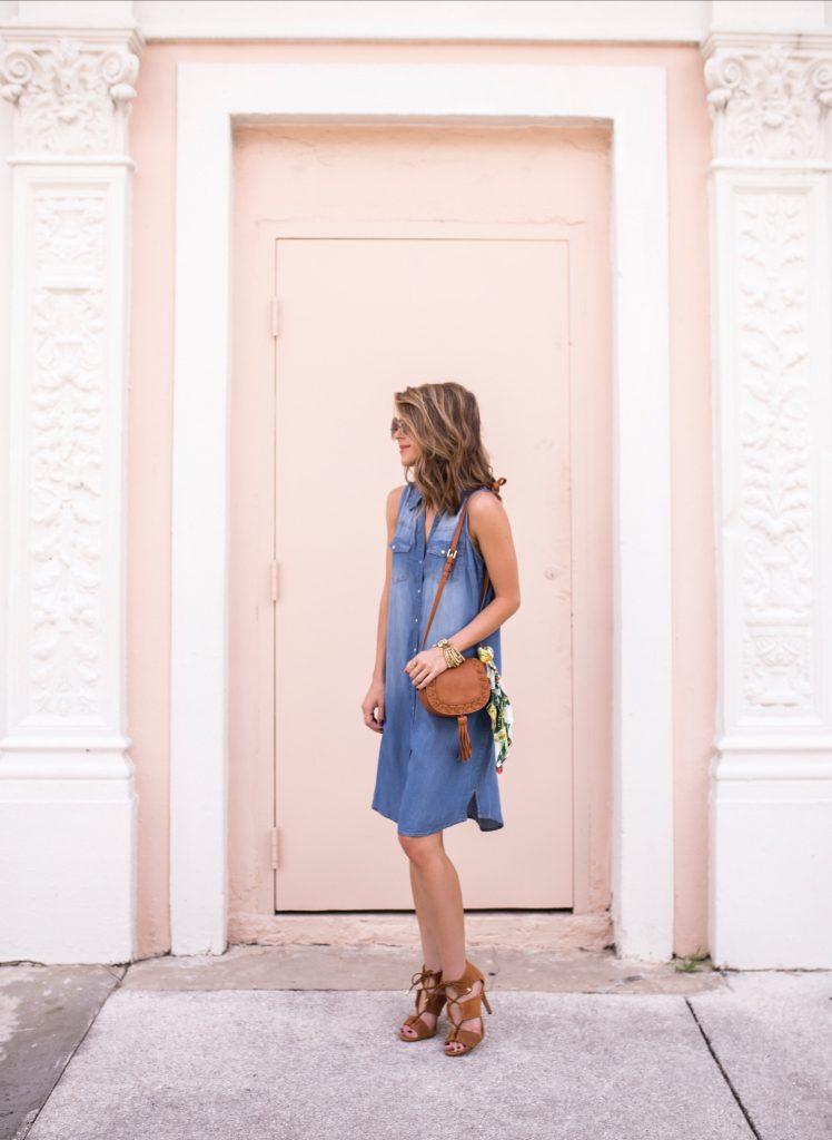 Denim Dress by International Concepts