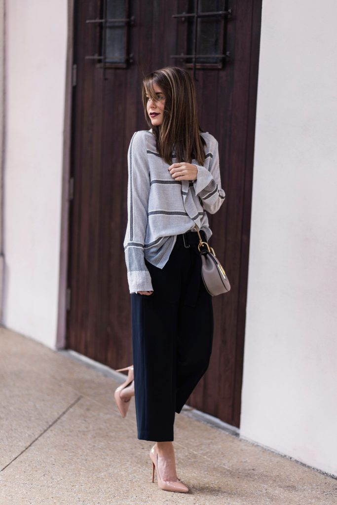 Slouchy look - The Style Bungalow