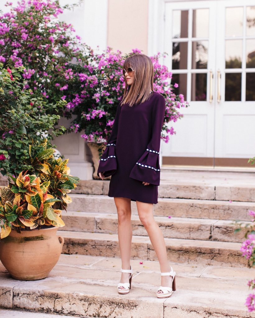 The Style Bungalow wearing Alexis Dress