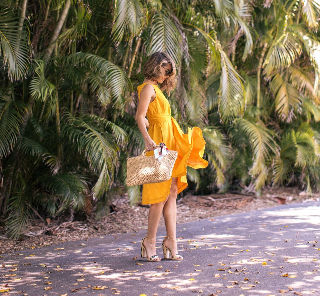 Yellow from the Tropics